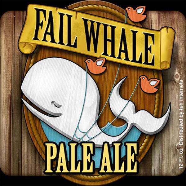 Fail Whale Pale Ale