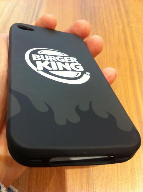 バーガーキング オリジナルiPhoneケース 58
