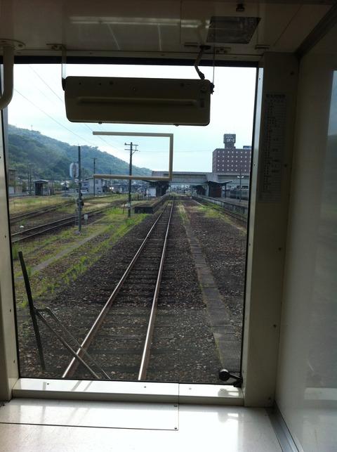 津山駅 76