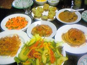 だいすき日本(ネパール創作料理)のメニュー4
