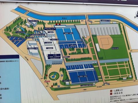 落合水再生センター 施設見学 28