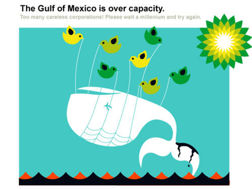 The Gulf of Mexico is over capacity