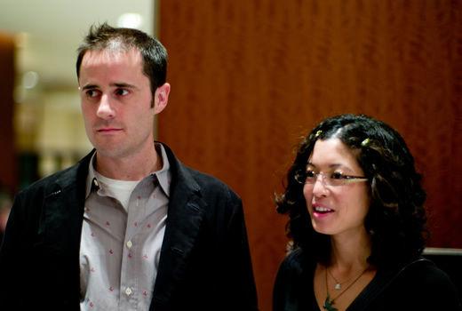 Sara and Evan