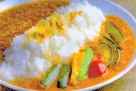 だいすき日本(ネパール創作料理)のメニュー3