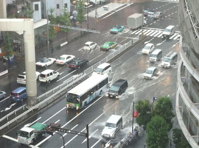 東京大雨9