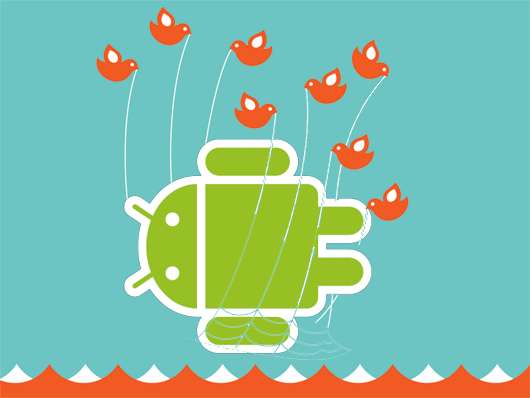 Fail Whale Android