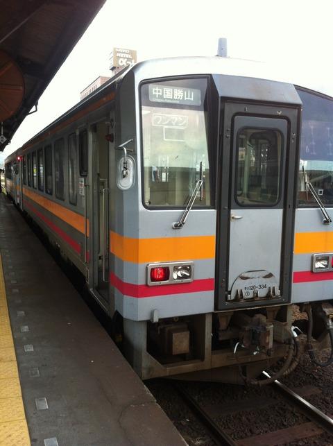 津山駅 82