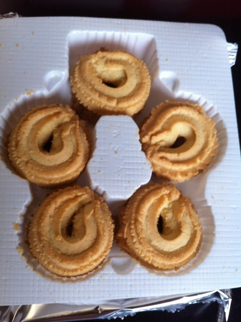 マレーシア タタワ バタークッキー08