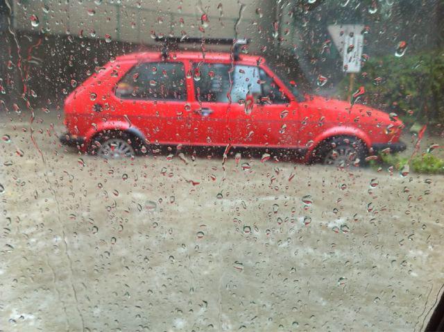 東京大雨3
