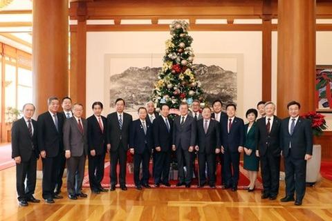 韓国文大統領、「韓日政治指導者、敵対感情を刺激しないように慎重で節制された表現必要」[12/14]
