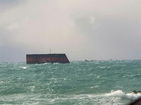 韓国・済州海上の浮遊式無人波力発電機が浸水・・・海洋汚染の恐れ[12/30]