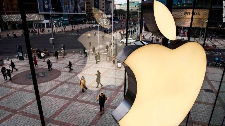 米、中国人エンジニアを訴追 アップルから機密情報盗んだ疑い