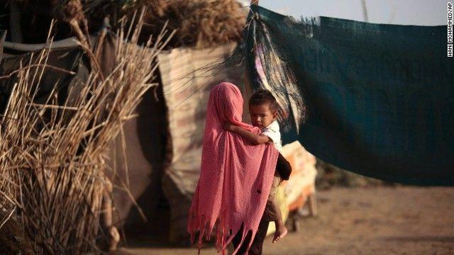 内戦続くイエメン、「完全崩壊」の危機 国連が警告