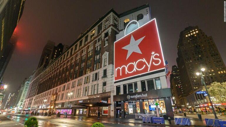 米百貨店メーシーズ、従業員12.5万人の大半を一時帰休に