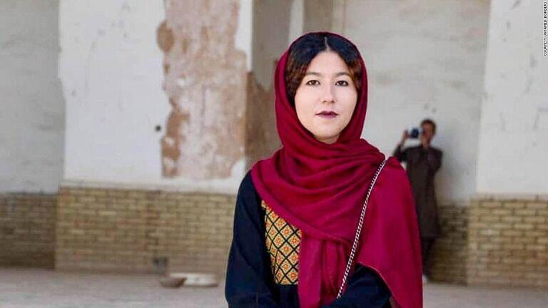 アフガン初の女性観光ガイド、後進の育成にも意欲