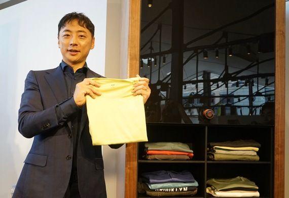 服を放り投げるだけ? 全自動で折り畳み、仕分けまでしてくれる「ランドロイド」185万円で予約開始。