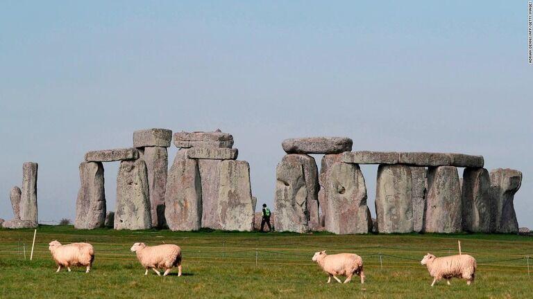 英ストーンヘンジ、巨石の産地判明と研究者