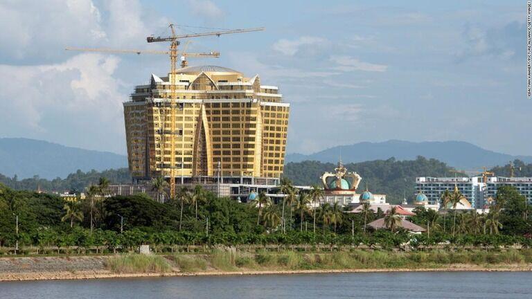 ラオス北西部でコロナ流行、中国人経営のカジノ付近で発生
