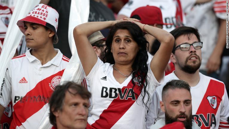 バス襲撃で延期の南米サッカー大会決勝、マドリードで来月9日に開催