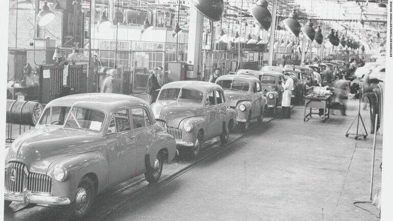 豪の自動車ブランド「ホールデン」消滅へ、米GMが撤退