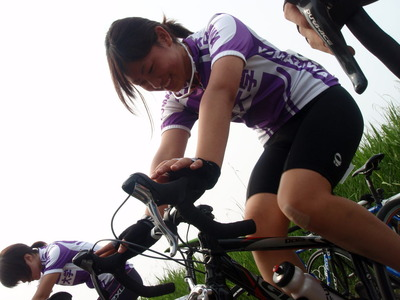 自転車の 自転車 tt 練習 : 駒澤大学自転車部練習記 ...