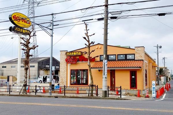 ジョリーパスタ小牧店