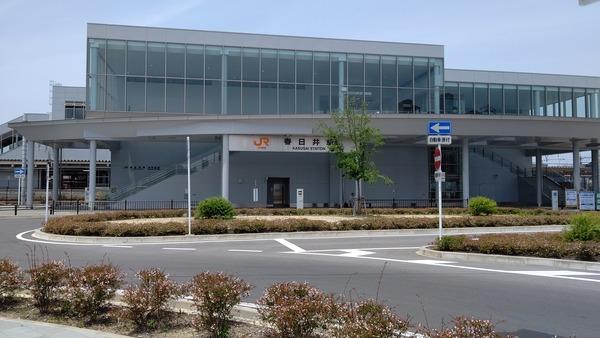 JR春日井駅裏側2