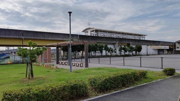 ピーチライナー桃花台西駅1