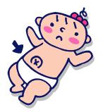 双子を授かっちゃいましたヨ☆-0202デベソ01