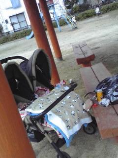 双子を授かっちゃいましたヨ☆-0316公園リベンジ03