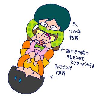 双子を授かっちゃいましたヨ☆-1012歯02