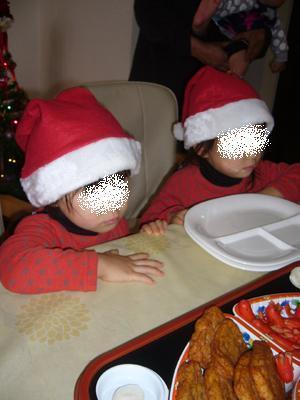 双子を授かっちゃいましたヨ☆-1225クリスマス04