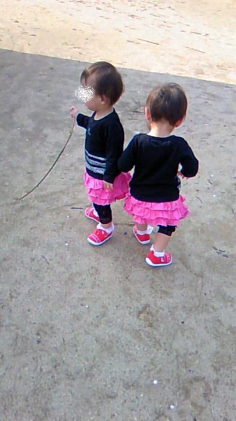 双子を授かっちゃいましたヨ☆-0427公園03