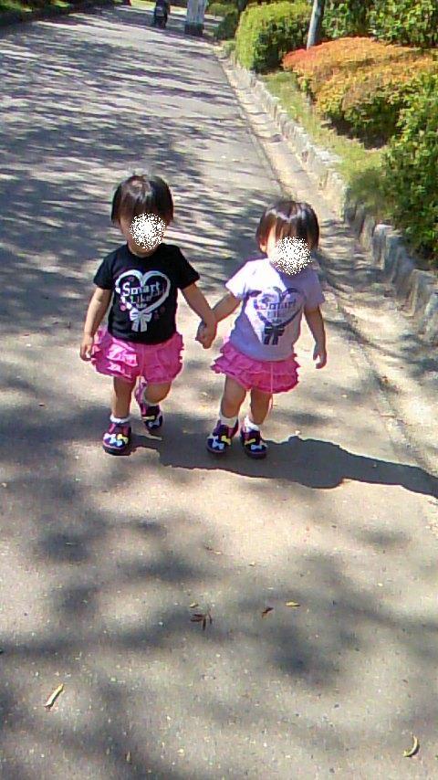 双子を授かっちゃいましたヨ☆-0930公園04