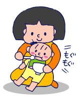 双子を授かっちゃいましたヨ☆-0906離乳食03