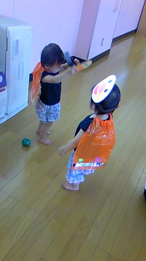双子を授かっちゃいましたヨ☆-0714幼稚園04