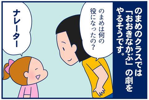 【4コマ】ナレーターという名の村人A