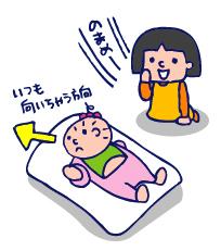 双子を授かっちゃいましたヨ☆-0320向きを変える01