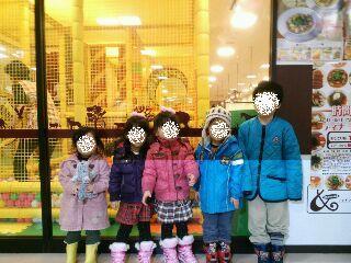 双子を授かっちゃいましたヨ☆-0114ランチ05
