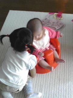 双子を授かっちゃいましたヨ☆-0512ちまちゃんち03