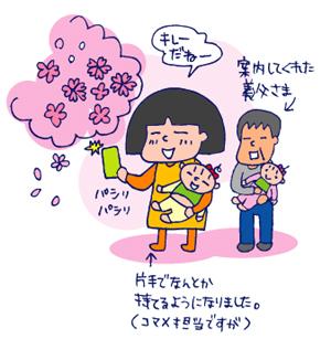 初☆花見【前編】