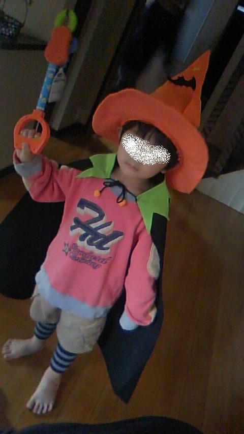 双子を授かっちゃいましたヨ☆-1104ハロウィン01