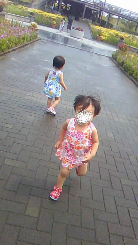 双子を授かっちゃいましたヨ☆-0813ふるさと村04