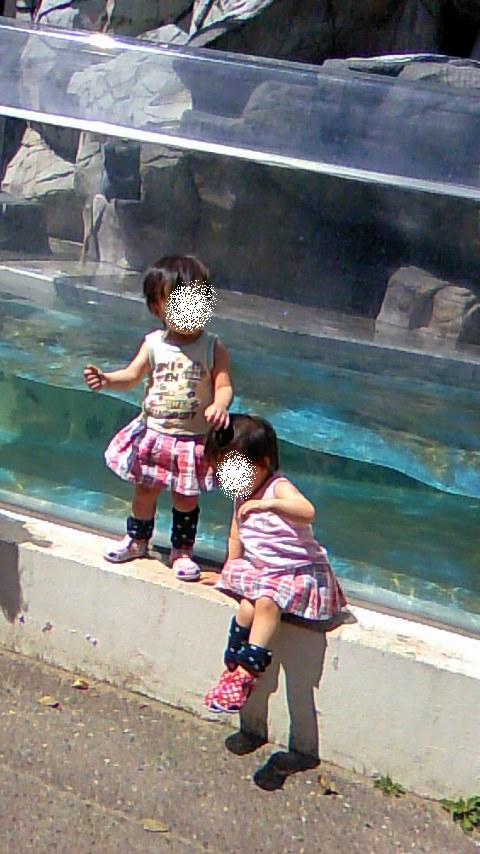 双子を授かっちゃいましたヨ☆-0913遠足03