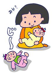 双子を授かっちゃいましたヨ☆-0529授乳中01
