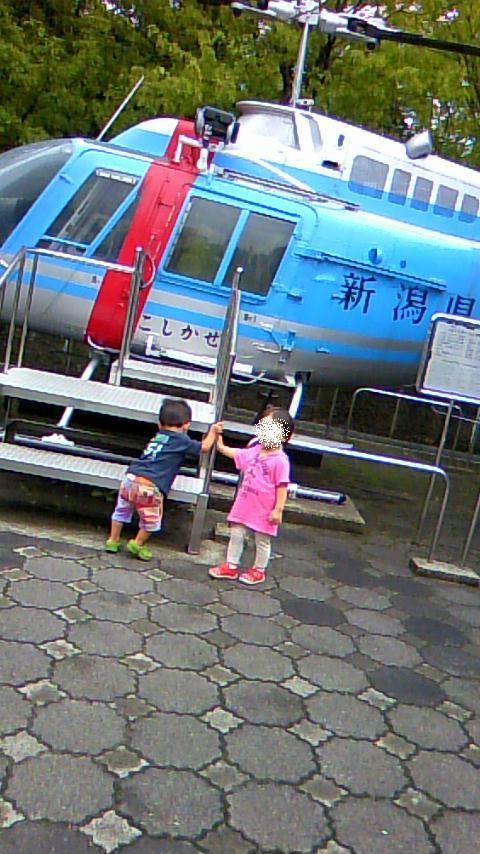 双子を授かっちゃいましたヨ☆-0830自然科学館03
