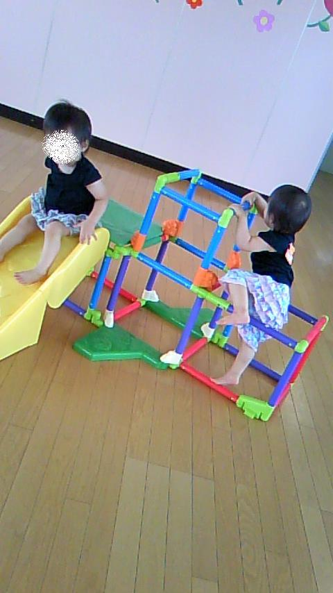 双子を授かっちゃいましたヨ☆-0714幼稚園01
