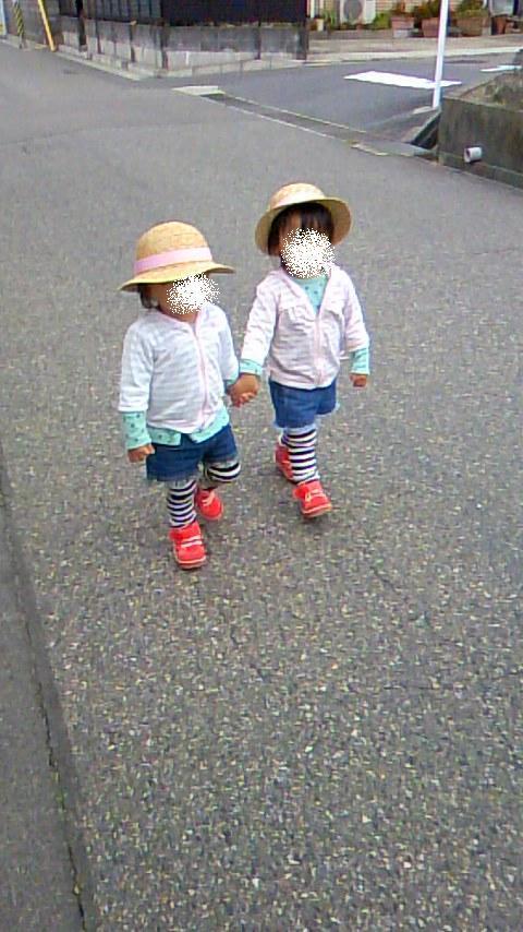 双子を授かっちゃいましたヨ☆-1109おさがり会05