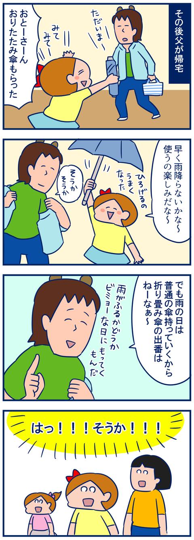 折り畳み傘02