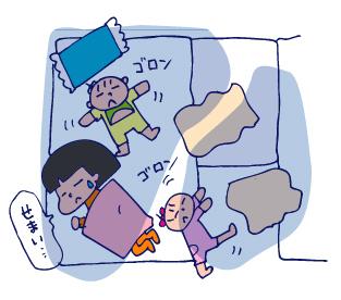双子を授かっちゃいましたヨ☆-0916寒さ01